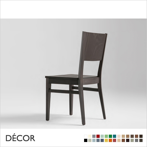 SOKO CHAIR, WOODEN SEAT