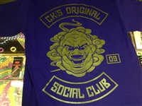 Big Chief's Krewe Du Cloud - CKS T-Shirt