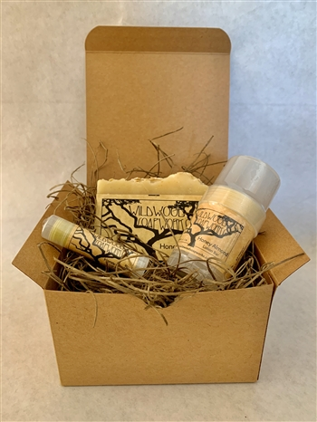 Honey Almond Gift Package