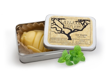 Ice Storm - 3.2 oz Lotion Bar