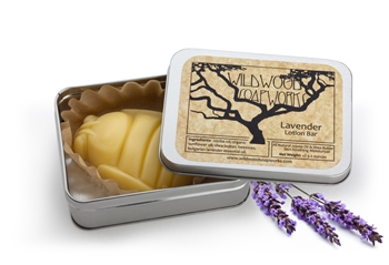Lavender - 3.2 oz Lotion Bar