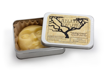 """Saving Grace"" - 3.2 oz Lotion Bar"