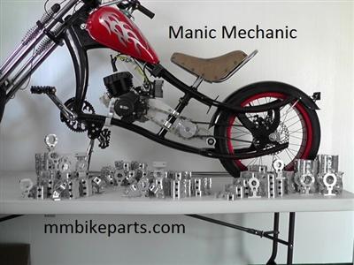 "Manic Mechanic motorized bike motor mount 1/_1//8/"""