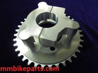 Manic Mechanic adapter with 36T sprocket