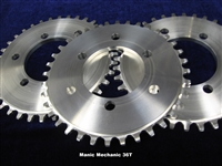 Authentic Manic Mechanic 36T sprocket