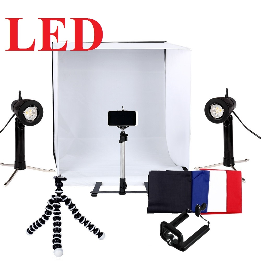 Canadian Studio - Photography Studio Equipment  sc 1 st  Canadian Studio & NEW Studio in a box photo tent product shot still life photography ...