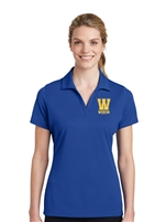 Women's V-neck Dri-Fit Polo