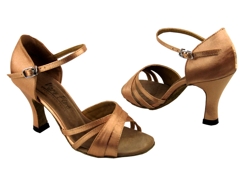 6a86f9000 Very Fine Dance Shoes 6030. Ladies discount latin ballroom dance shoes.