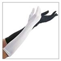Black Nylon Gloves