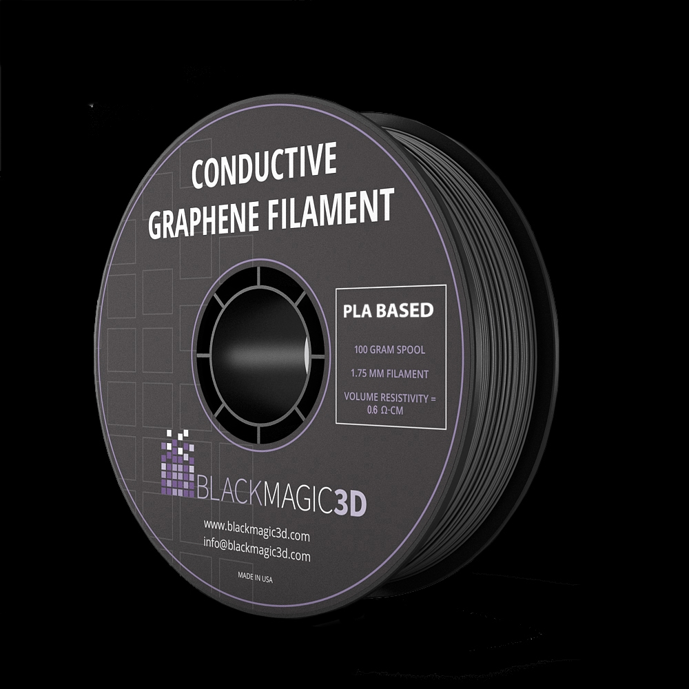 Conductive Graphene PLA Filament 100g