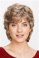 DREAM USA CHRIS MONOFILAMENT UNISEX WIG