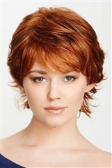DREAM USA AUSTIN MONOFILAMENT WIG