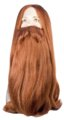 Bargain Viking Style Wig, Beard & Moustache Set