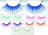 Color Eyelashes