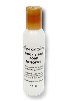 Liquid Gold Bond Remover - 1 dozen Bottles