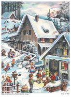Gristmill Advent Calendar