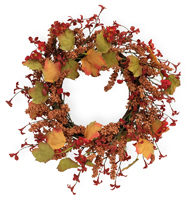 Autumn Impressions Wreath