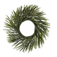 Festive Greens Wreath