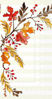 Rosanne Beck - Amber Foliage Guest Towel