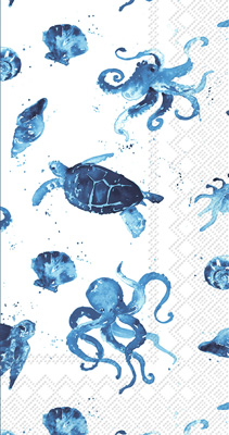 Under the Sea Guest Towel