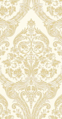Grandeur Cream Gold Guest Towel