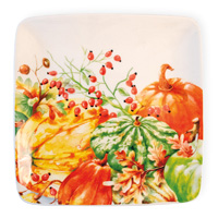 Calabaza Plates (Set of 4)