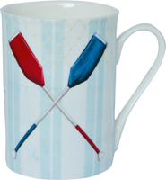 Paddle Bone China Mug