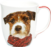 Archie Bone China Country Mug