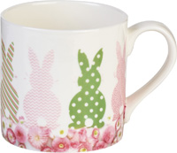 Daisy Day Bone China Mug