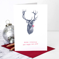 Coulson Macleod Rudolph Greeting Card