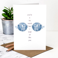 Coulson Macleod Fish Greeting Card