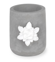 Daisy Grey Cachepot Large