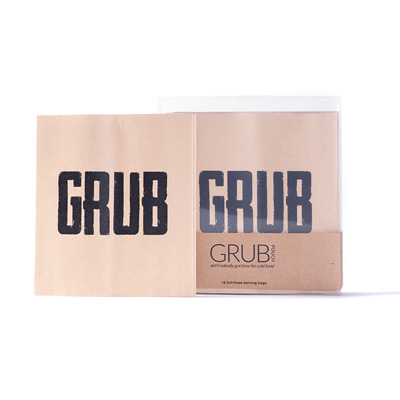 Eat Drink Host - Grub Pouches Grub