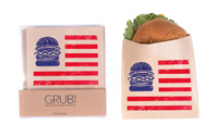 GRUB Pouches All American
