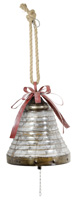 Holiday in the Rockies Clef Bell Ornament