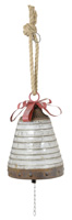 Holiday in the Rockies Octave Bell Ornament