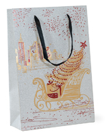 Gold Sleigh Small Bag