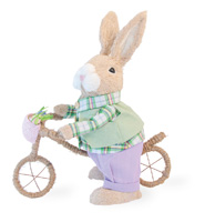 Bunny Hopper on Bike