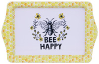 Bee Happy Mini Tray