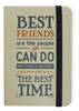 Best Friends Hard Kraft Journal Small