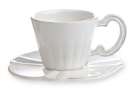 Whiteware Espresso Set