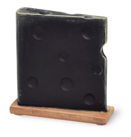Small Cheese Wedge Chalkboard