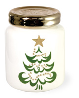 O Christmas Tree Mason Jar