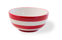 Americana - Stars & Stripes Stripe Bowl