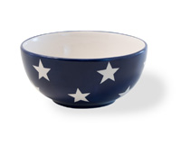 Americana Stars & Stripes Star Bowl