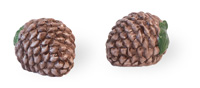 Pinecone Prose Salt & Pepper Set