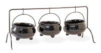 Cauldron Serving Set