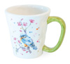 Bird & Cherry Blossoms Mug