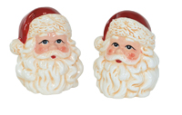 Vintage Santa Salt & Pepper Set