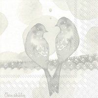 Everlasting Love Lunch Napkin